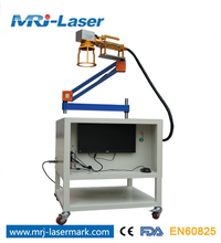 Professional Hand-held Laser Equipment on Metal for kinds of industries with CE FDA certification
