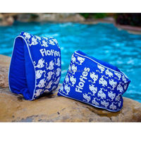 PVC Lovely Inflatable Swim Rollup Arm Bands for Kids and Adult,blow up water wings