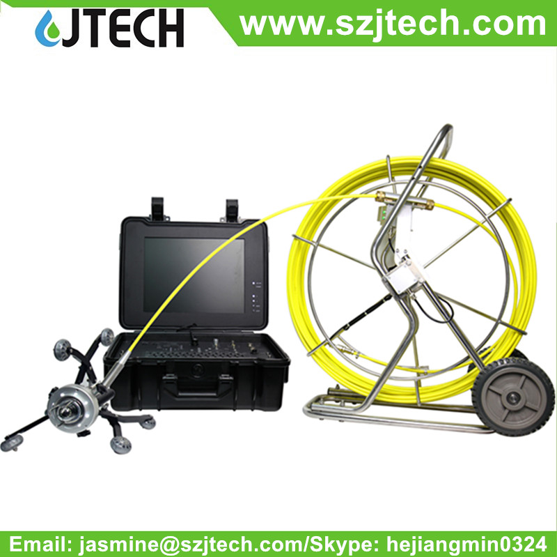 Auto Pan and Tilt Sewer Pipe Inspection Camera For Sale JT-PT43
