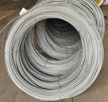 longly supply CHQ wire rod SAE1008 in size 7.6mm
