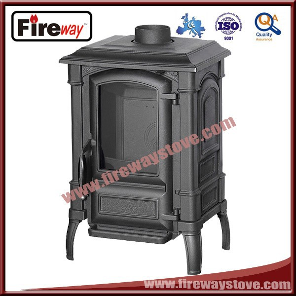Factory direct price cast iron wood stove with certificates