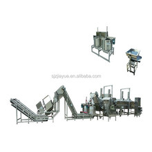 Auto snacks fryer equipment