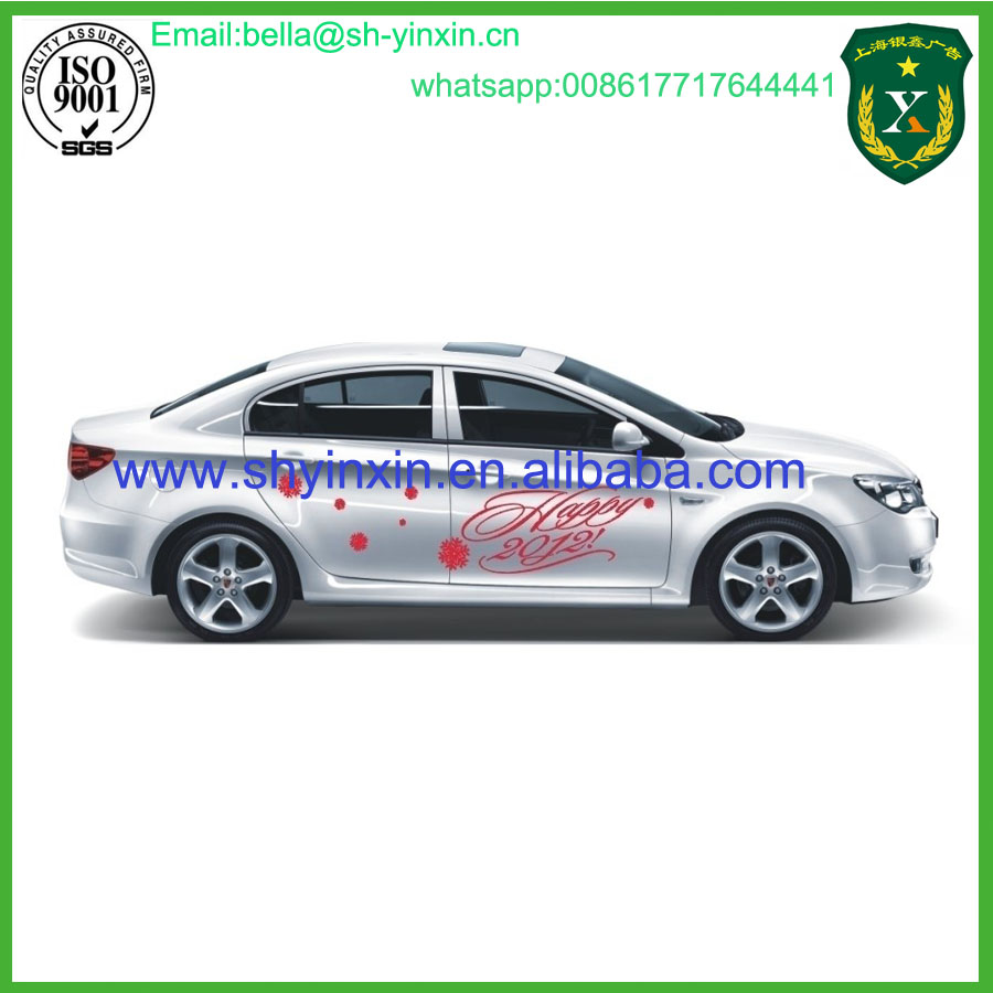 Factory Price Personalized Family Car Sticker