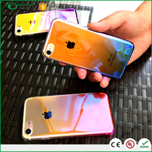 For iPhone 7/7plus Colorful Ultra thin Slim Silicone Soft TPU Phone Case Cover Skin New Fashion