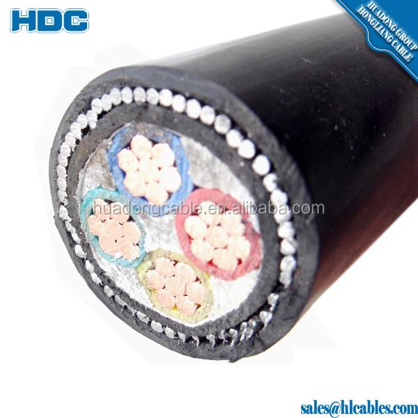 Copper SWA PVC Power Cables
