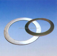 High temperature high pressure resistance aluminium envelope non-asbestos seal gasket with low price