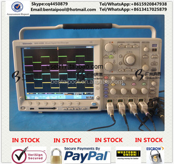 Tektronix Oscilloscope MSO4104 (New and used)