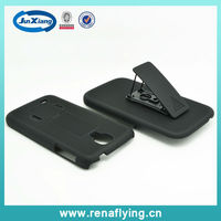 Belt clip hard back combo case for samsung galaxy s4 i9500