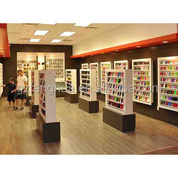 New china products for sale cell phone store fixtures mobile store accessory displays
