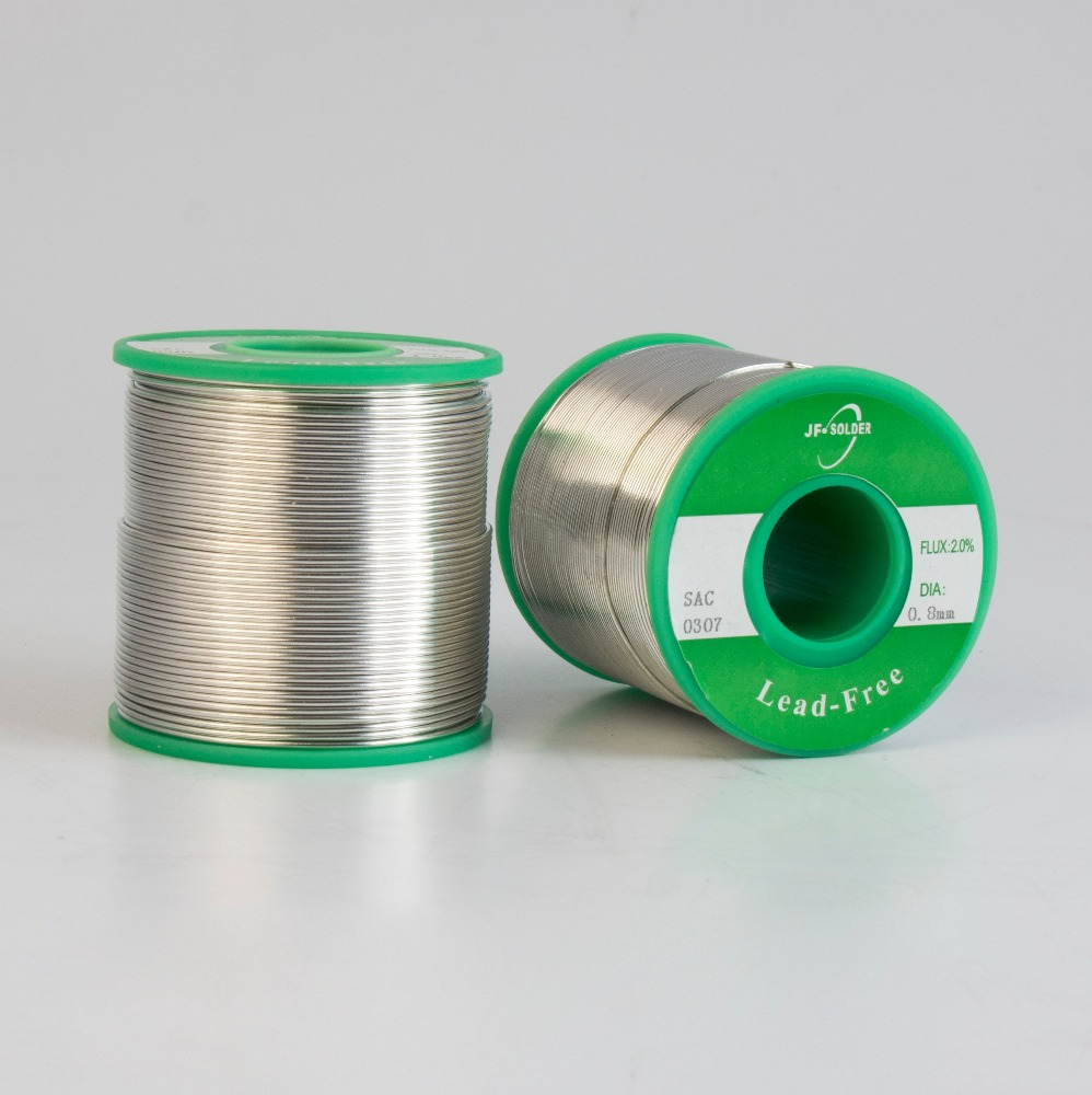 sn99ag0.3cu0.7 flux cored welding wire
