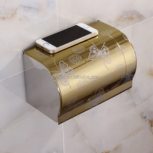 Cute Funny Stainless Steel Toilet Paper Holder,Tissue Box AK20