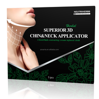 Natural Organic Cosmetics Caffeine Cream Slim Patch It Works Double Chin Removal Fat Reduce Caffeine Cream