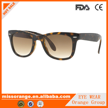 Brown Lenses Color and Acetate mixes Frame Material Cat Eye Vintage Sunglasses