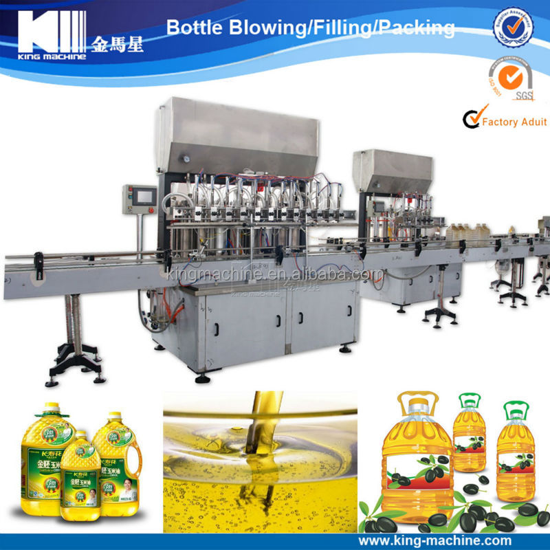 Low Price Vegetable Oil Filling Machine - commission fee for referrer / middleman