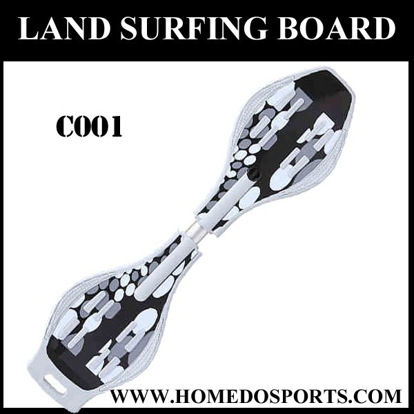 Two-Wheels Inline Waveboard