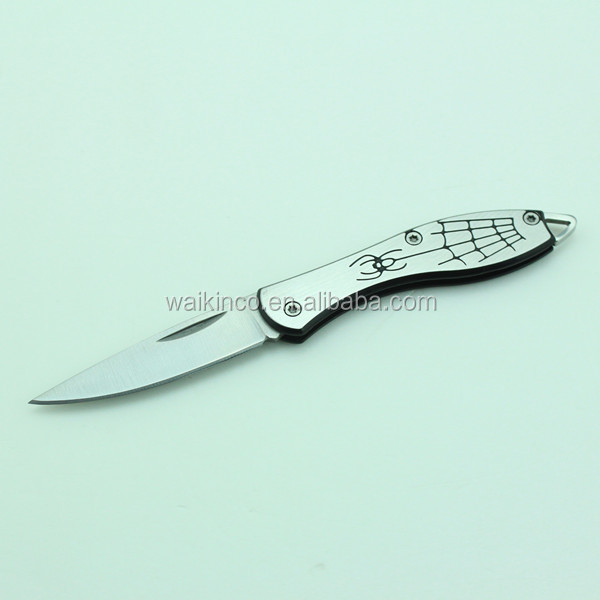 Sharp Blade Stainless Steel Folding Knife Made In China