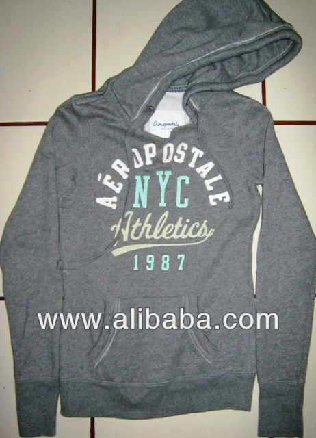 Ladies fleece Hoody
