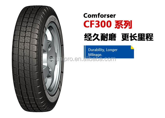 New Brand Comforser Commercial Vehicles LTR Tire Car Tyre 185R14C