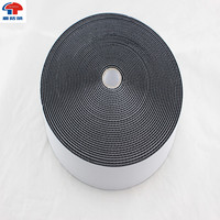 100% nylon glued backed hook and loop fastening tape