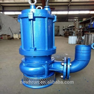 high pressure deep well sewage submersible seawater pump chemical industry dirty water pump