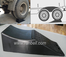 Tandem Tire Changing Ramps