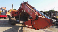 Used Construction Machinery---Cheap EX200-1 Crawler Excavator,Original 20 tons Track Excavator,TL-300E Used Mobile Crane