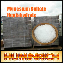 Huminrich Agriculture Grade White Crystal Magnesium Sulphate Hydrate