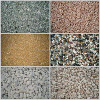 various color landscape pea gravel prices for gardens