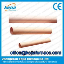 High strength alumina ceramic tube/quartz glass tube