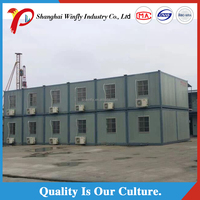 professional high quality 40 feet container house