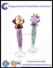 cartoon polymer clay ball pen custom promotional pen