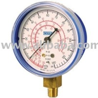 Refrigeration Gauge Standard Series Bourdon Tube Pressure Gauge