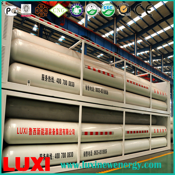 ISO11120 Luxi Container Filling Station
