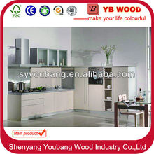 Kitchen cabinet door high gloss uv panel