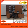 Carving executive office furniture office desk, modern executive desk