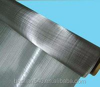 High efficiency stainlesss steel wire mesh/palin weave wire cloth/woven wire mesh