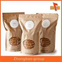 Zhongbao Bags Standup Pouches Plastic Packets