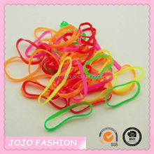 High quality loom rubber bands,cheap colorful loom rubber bands,loom rubber bands for human