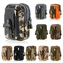 New fashionable molle tactical belt waist pack waist military pouch pack