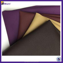 Promotional faux leather fabrics for sofa set and chair