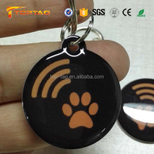 Waterproof NFC Passive Smart Key Fob NTAG213 Epoxy Key Tag for login
