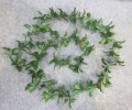 2017 Christmas Holly Garland 260cm length