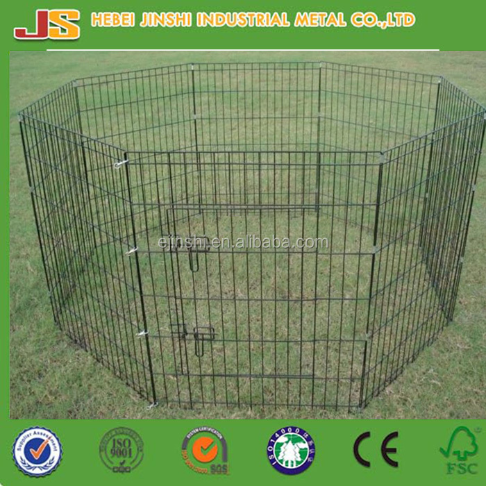 Crate Fence Puppy Dog Kennel/Metal Puppy Dog Box