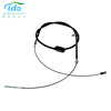 Auto parts brake cable for nissan 36400-1H400