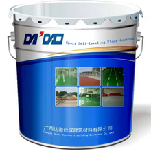 Epoxy Resin Base Concrete Flooring Coatings Parking Lot Floor Paint