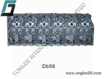 DB58 Engine Cylinder Block, Engine Cylinder Block for Daewoo DH280-5