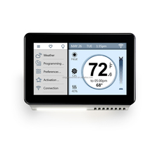 Wireless best thermostats for homes for home Heating system