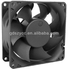 90mm 9238 small brushless nmb bearing 110V 120V 220V 240V AC axial cooling fan 92x92x38mm