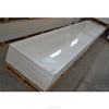 15 year manufature Pure white acrylic solid surface sheets, Decorative artificial stone slabs for counter top