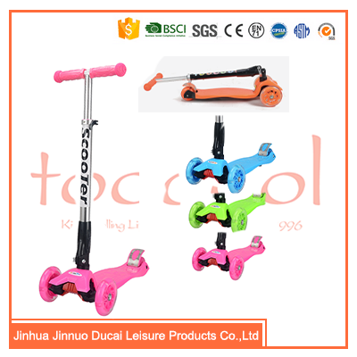 Stunt folding scooter for kids TK01F